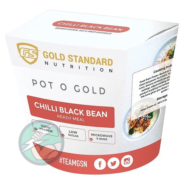 Gold Standard Pot O Gold Chicken With Chilli Black Bean